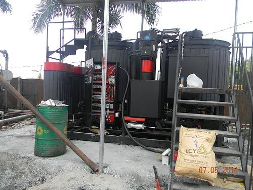 A UVB-2 plant successfully commissioned in Vietnam